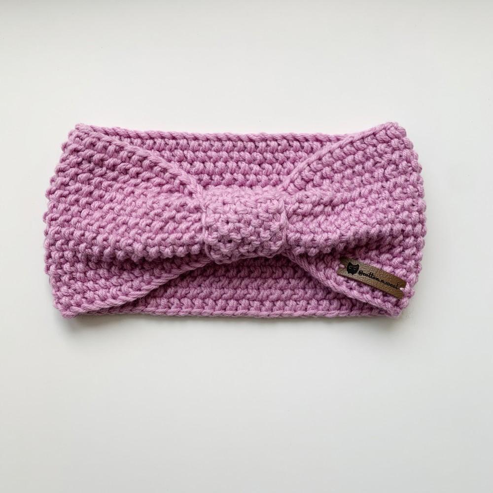 Headband, rose