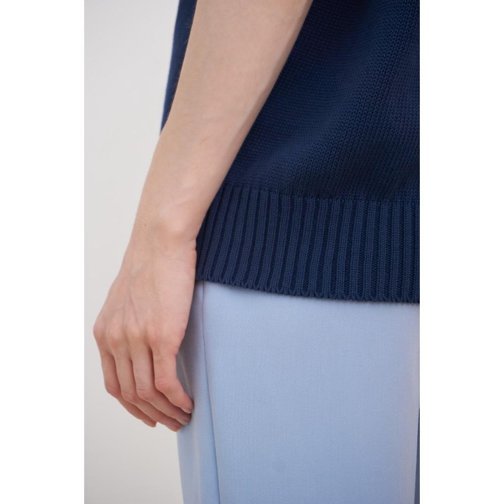 Vest, dark-blue