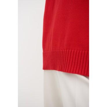 Vest,  red